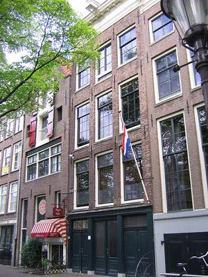 Amsterdam i musei da visitare la casa di anna frank il museo oggi - Casa anna frank ...
