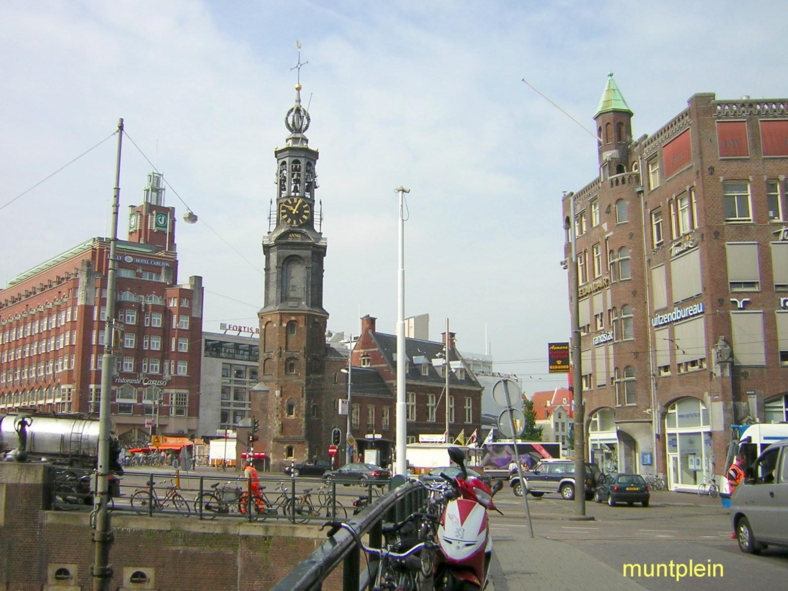 Muntplein | Amsterdamse Pleinen