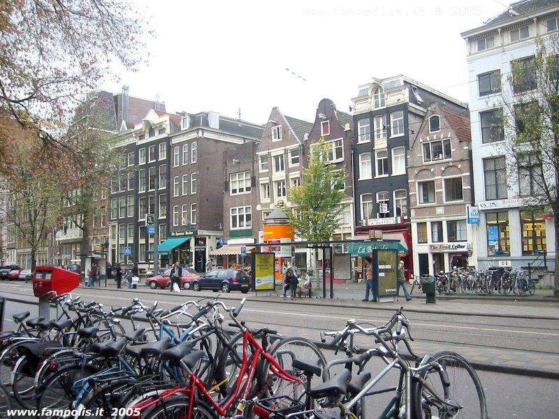 Cartina Piste Ciclabili Olanda.Amsterdam In Bici Piste Ciclabili E Norme Di Circolazione
