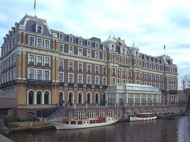 Amsterdam e l 39 olanda gli hotel lussuosi for Pensioni amsterdam centro economici