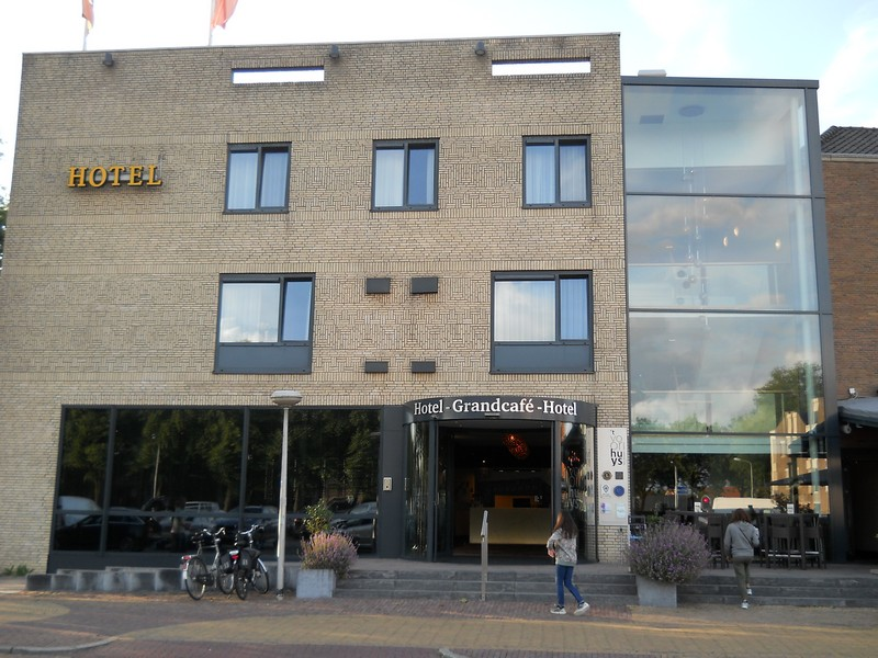 Hotel Restaurant Grandcafe 't Voorhuys a Emmelord
