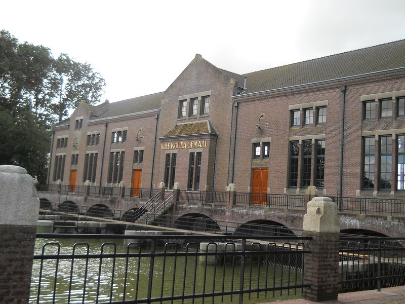 Steam Pumping Station Ir DF Woudagemaal