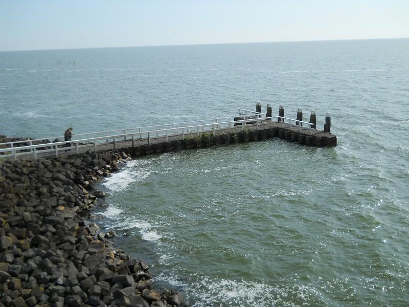 La Diga De Nieuwe Afsluitdijk